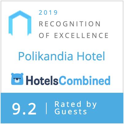 Hotel Polikandia Folegandros