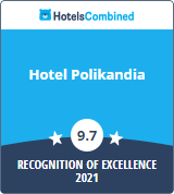 Polikandia Hotel - Hotel Combined Award